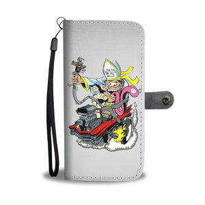 The Pope - Wallet case - fastandtune