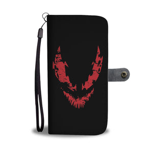 Red Carnage - Wallet case - fastandtune