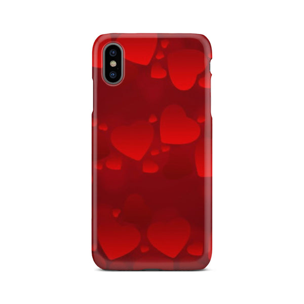 Hot Hearts - Phone case - fastandtune