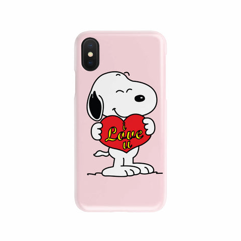I love u - Phone case - fastandtune