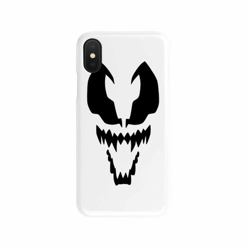 Sick Venom - White Phone case - fastandtune