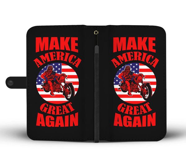 Make America Great Again - Wallet case - fastandtune
