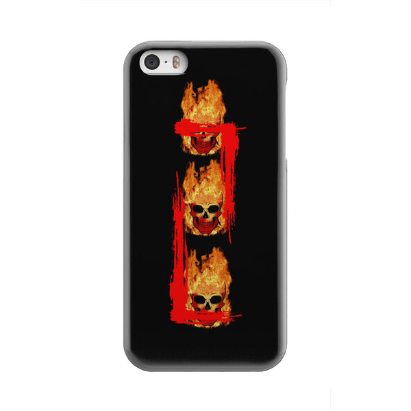 Don't Hear, Don't See, Don't Speak! - Phone case - fastandtune