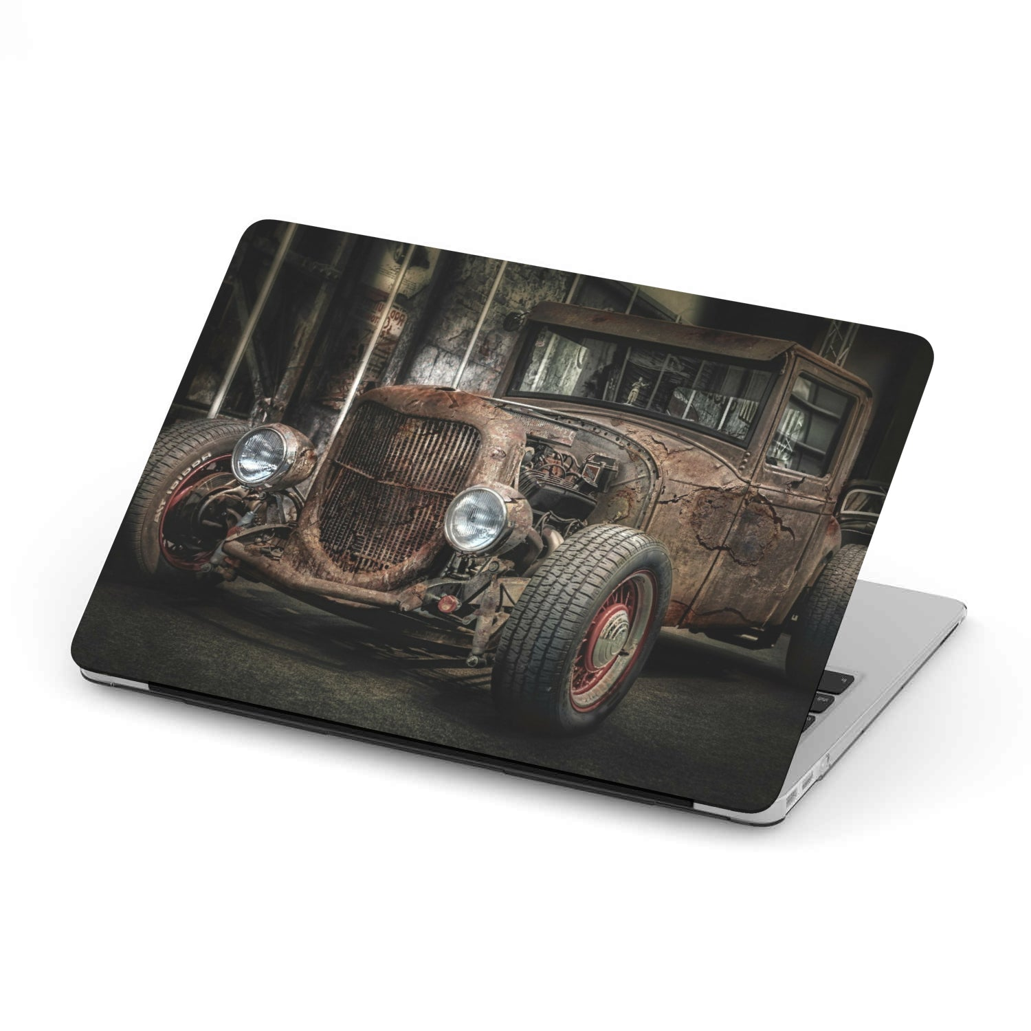 Rusty But Good -MacBook case - fastandtune