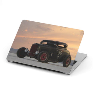 Rusty 59 - MacBook case - fastandtune