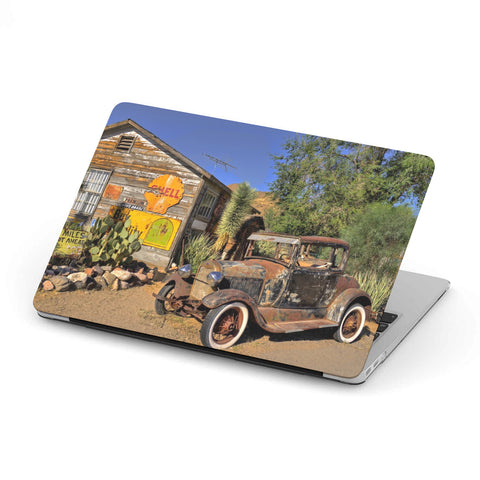 Desert Ahead - MacBook case - fastandtune