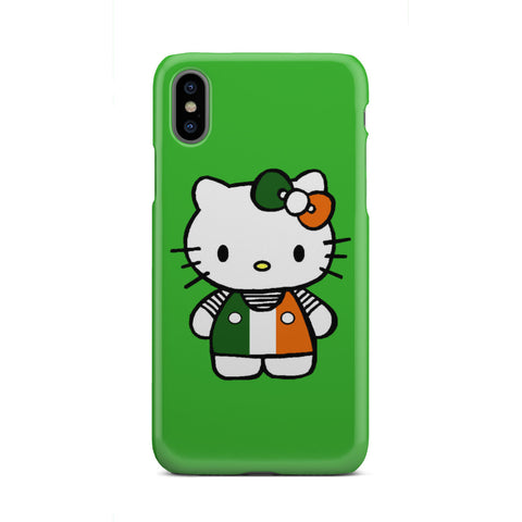 Irish Kitty - Phone case - fastandtune