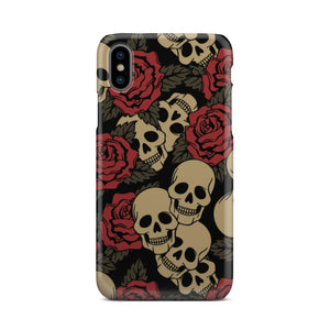 Death and Roses - Phone case - fastandtune