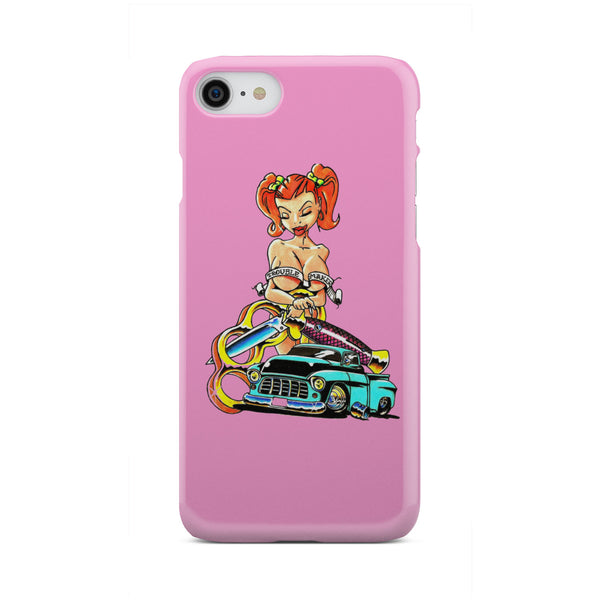 Trouble Maker - Pink Phone case - fastandtune