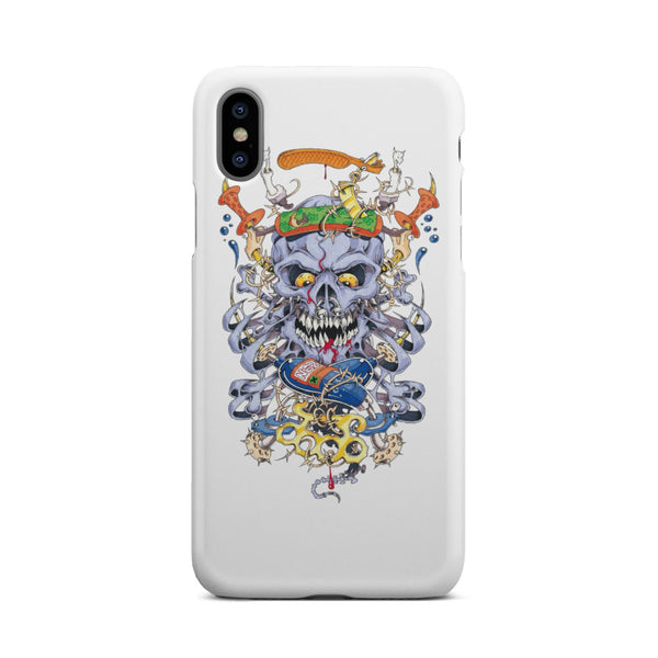 Death Wish - Phone case - fastandtune