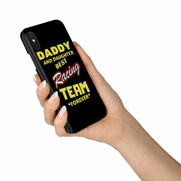 Daddy and Daughter - Phone case - fastandtune