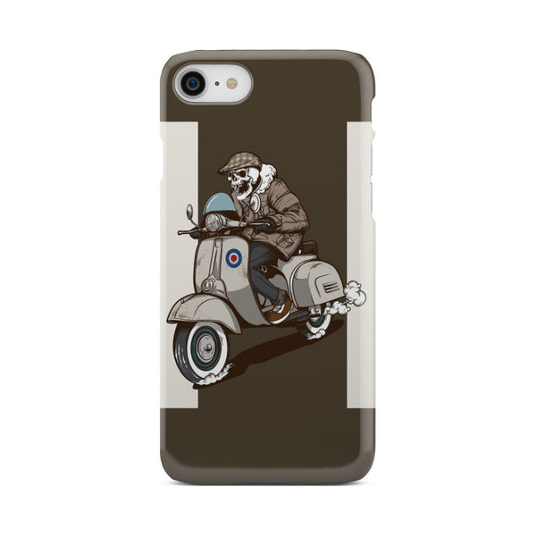 Scooter boy - Phone case - fastandtune