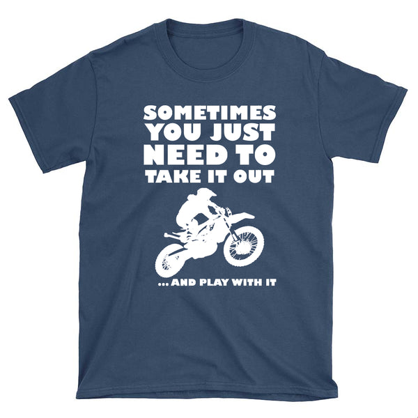 Sometimes You Just Need to Take it Out - T-Shirt - fastandtune