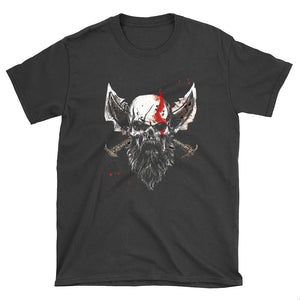 God of War - Black T-Shirt - fastandtune