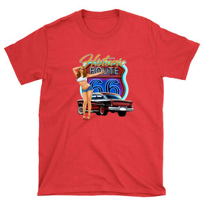 Historic Route 66 - T-Shirt - fastandtune