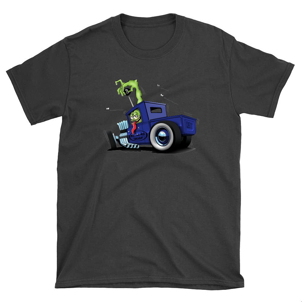 Rattle Ass Truckin' - T-Shirt - fastandtune
