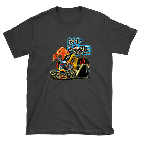 Bad to the Bone - T-Shirt - fastandtune