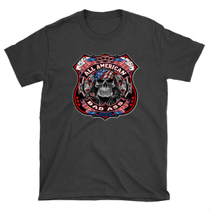 All American Bad Ass - T-Shirt - fastandtune