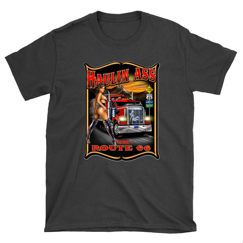 Haulin Ass - T-Shirt - fastandtune