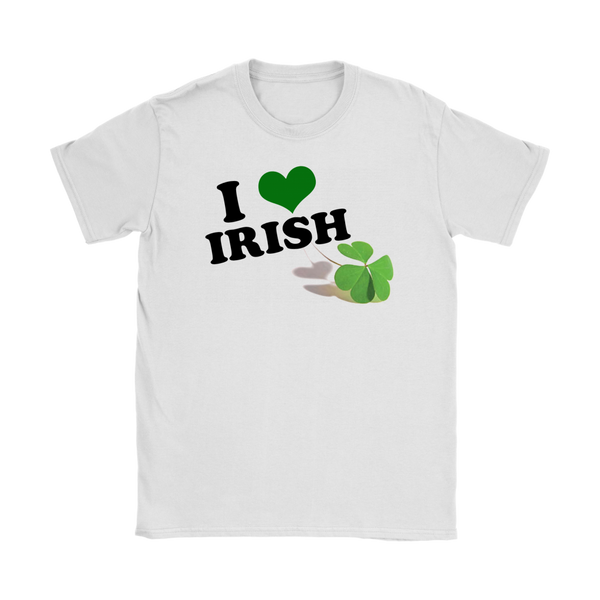I Love Irish - T-Shirt - fastandtune
