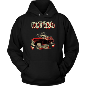 Hot Rod Party - Hoodie - fastandtune
