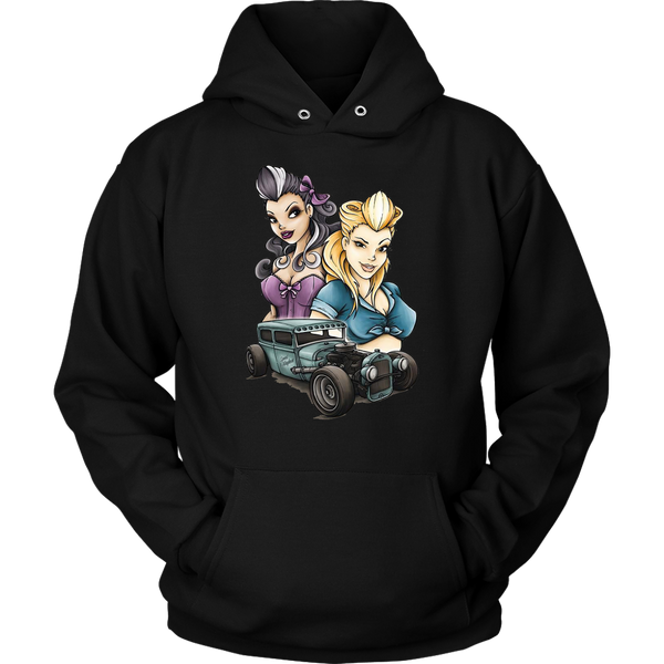 Friends for Life - Hoodie - fastandtune