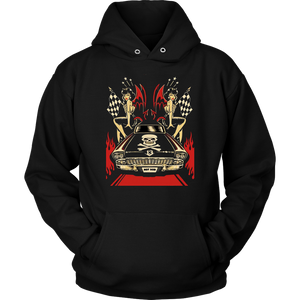 Race to Hell - Hoodie - fastandtune