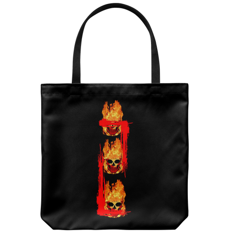 Don't Hear, Don't See, Don't Speak! - Tote Bag - fastandtune