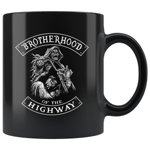 Brotherhood of the Highway - Mug - fastandtune