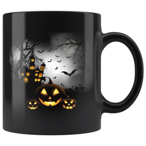 Haunted Church - Mug - fastandtune