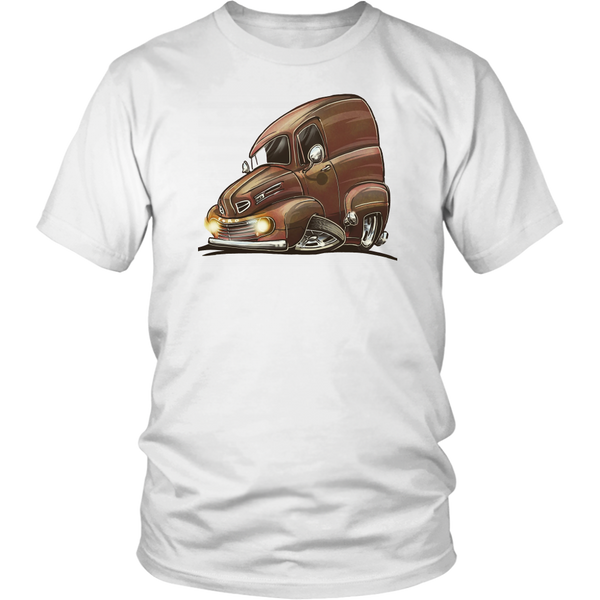 Rusty Ford - T-Shirt - fastandtune