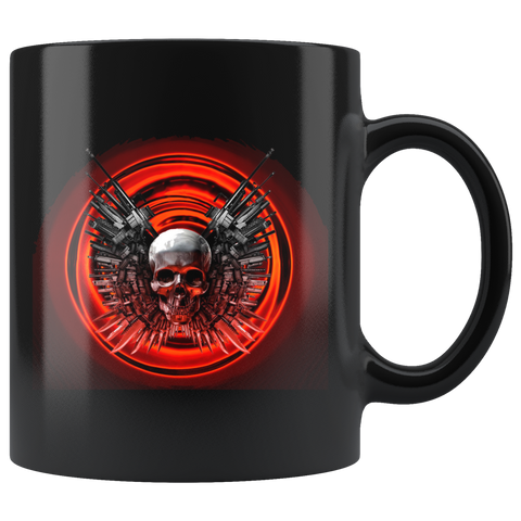 Guns and Knifes - Mug - fastandtune
