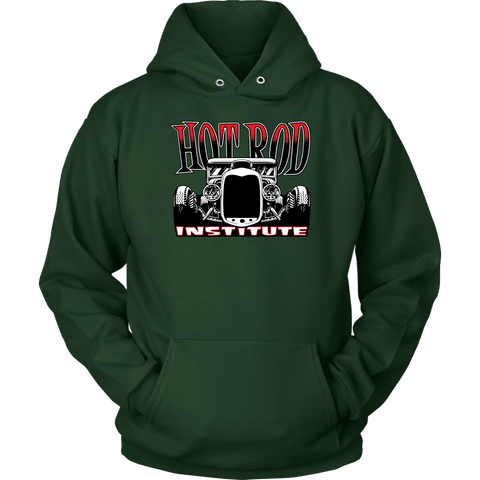 Hot Rod Institute - Hoodie - fastandtune