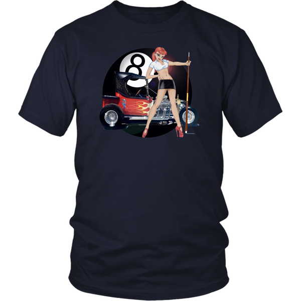 8 Ball - T-Shirt - fastandtune