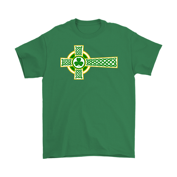 Celtic Cross - T-Shirt - fastandtune