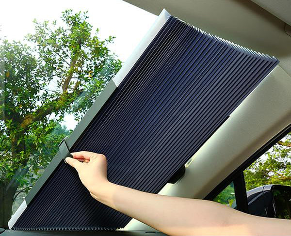 Retractable Car Sunshade - fastandtune