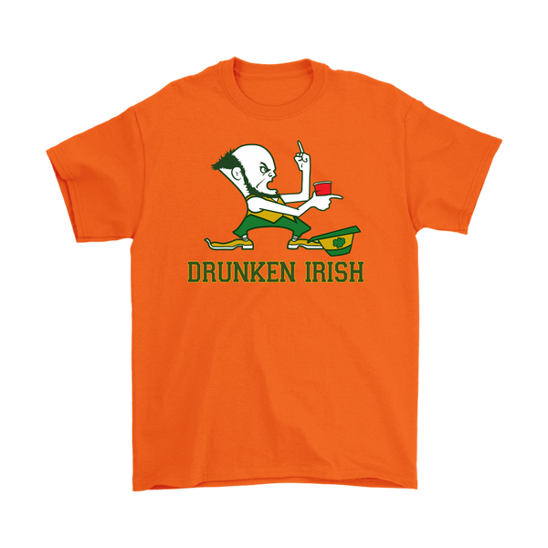 Drunken Irish - T-Shirt - fastandtune