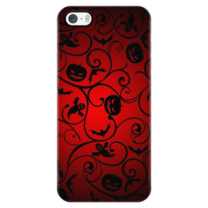 Bats and Pumpkins - Phone case - fastandtune