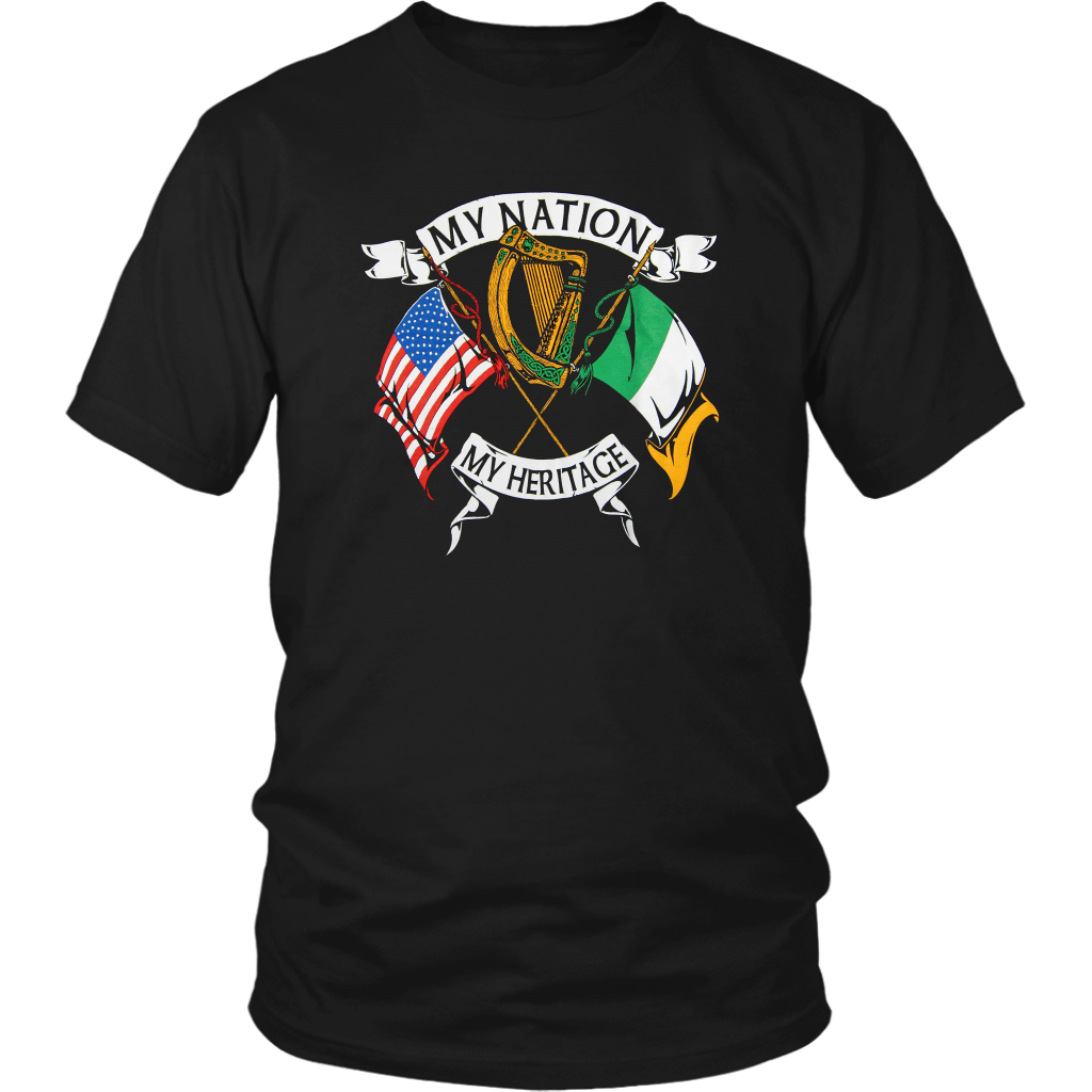 My Nation my Heritage - T-Shirt - fastandtune