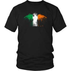 Irish Eagle - T-Shirt - fastandtune