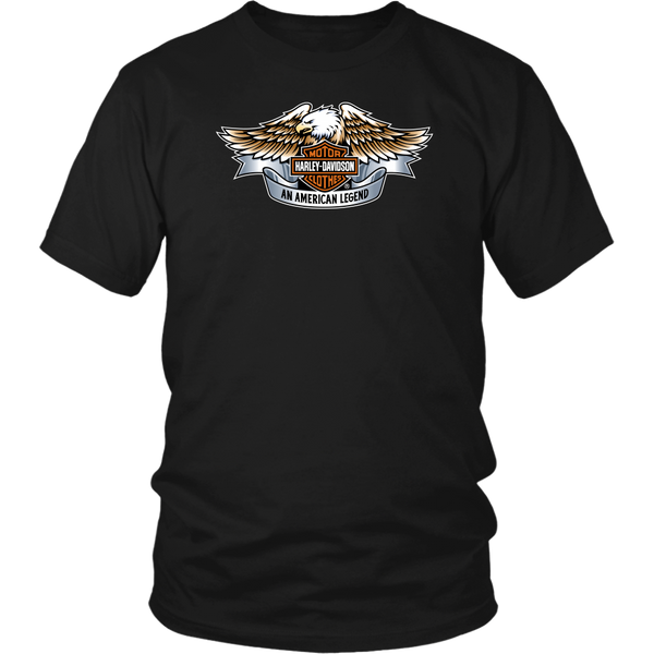 Harley Davidson Clothes - T-Shirt - fastandtune