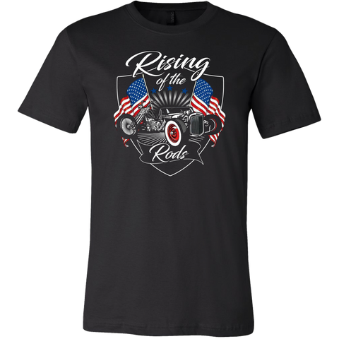 Rising of the Rods - T-Shirt - fastandtune
