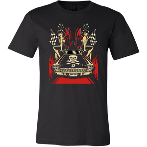 Race to Hell - T-Shirt - fastandtune
