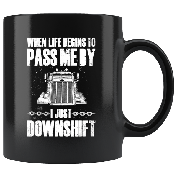 When Life Begins To Pass Me By - Mug