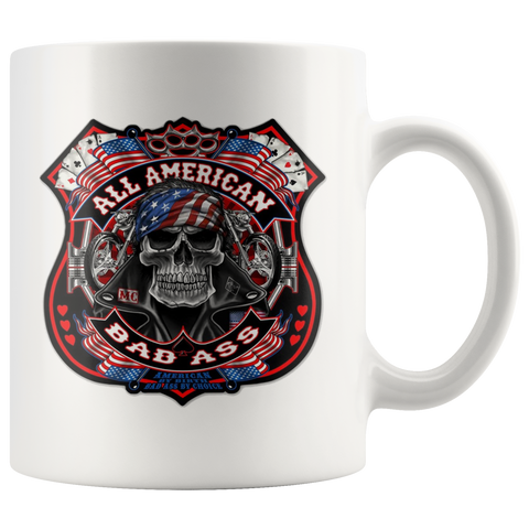 All American Bad Ass - Mug - fastandtune