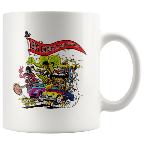 Big Daddy is your Leader - Mug - fastandtune