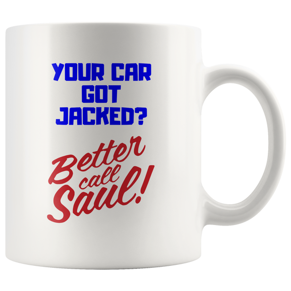 Better Call Saul - Mug - fastandtune