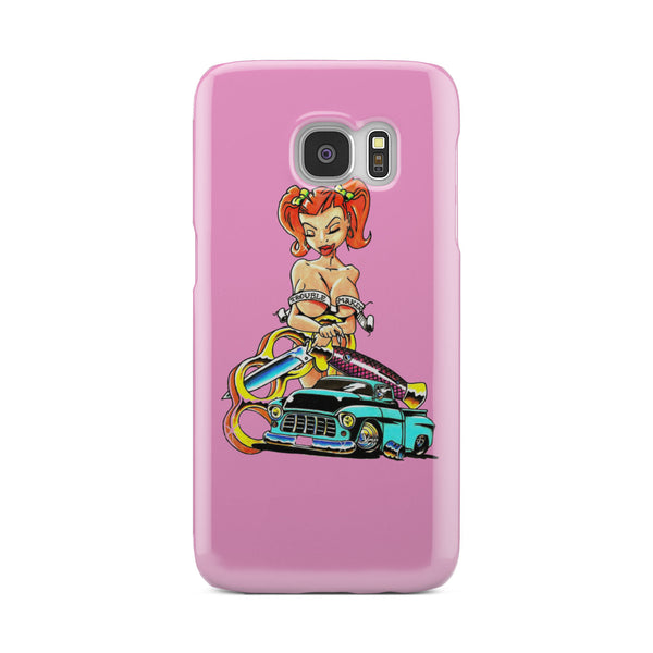 Trouble Maker - Pink Phone case
