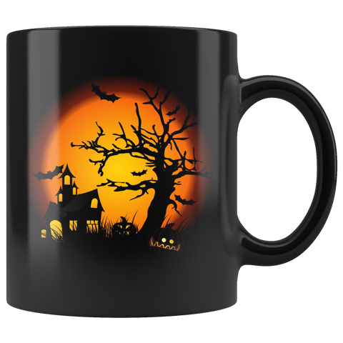 Haunted Haus - Mug - fastandtune