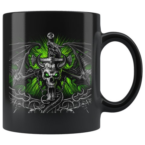Dragons Sword - Mug - fastandtune